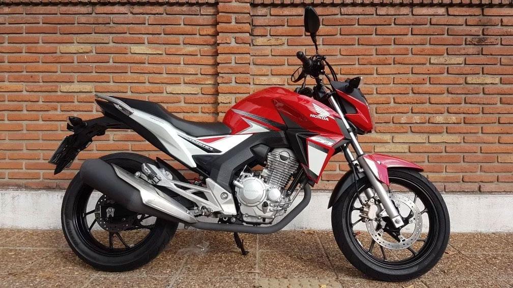 Calle / Naked - QR MOTORS